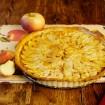 Fancúzsky jablkový tart