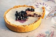 Tradičný cheesecake vkombinácii sčerstvými čučoriedkami je to...