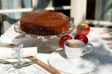 Výnimočná šťavnatá chuť, výnimočná receptúra. Jablká zaodeté...