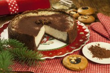 Advent to an attractive edition of our cheesecake . Who likes Christmas, so this is the...