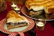 Na Slovensku sa pečú rôzne koláče – lekvárové, orechové, makové...